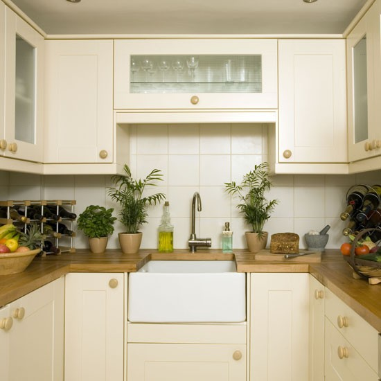 Kitchen design simple design for small kitchens for Beautiful small kitchen designs