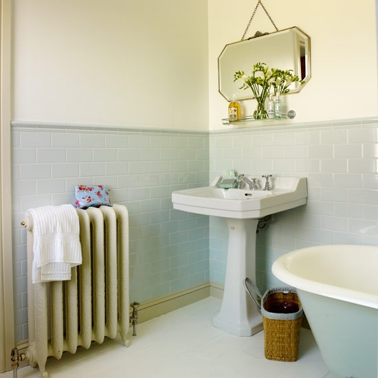 period fittings period style bathroom ideas wall panelling design ideas period living