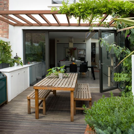 Get in the zone | Urban garden ideas - 10 design tricks | housetohome.