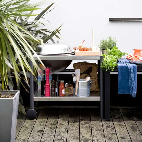 Cooking area | Urban garden ideas - 10 design tricks | housetohome.