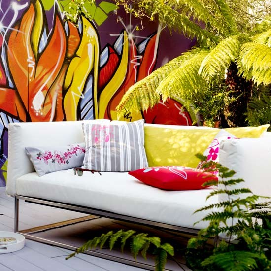 Garden living room | Urban garden ideas - 10 design tricks ...