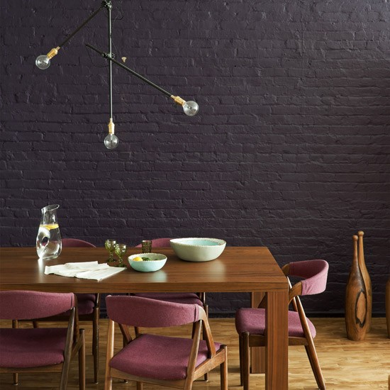 Warehouse-chic dining room | Dining room ideas | Modern dining rooms | Livingetc | Housetohome