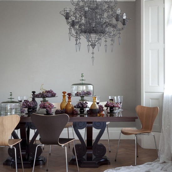 Gothic dining room modern dining room ideas for W hoboken in room dining