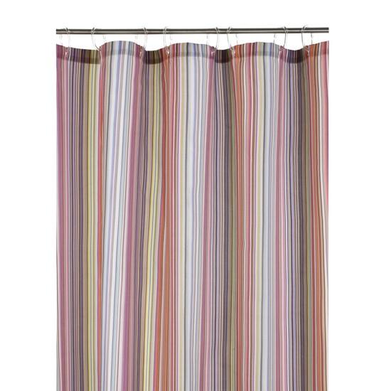 Bathroom shower curtain ideas for John lewis bathroom wallpaper