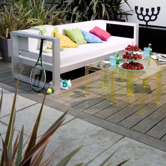 Misture e combine decking | idéias Jardim decks do projeto  10 dos