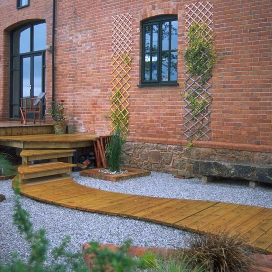 Decked path | Garden decking design ideas - 10 of the best | Gardens | Livingetc | PHOTO GALLERY