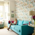 Be inspired by Laura&#039;s colourful house 