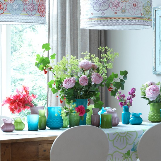 We love these pretty vases from Berry Red