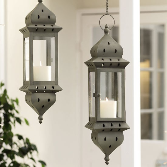 The White Company | Garden lanterns - 10 of the best | housetohome.