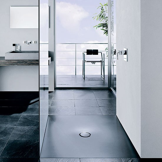 bettefloor from west one bathrooms shower trays. Black Bedroom Furniture Sets. Home Design Ideas