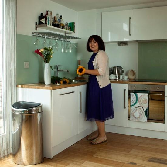 Kitchen Worktops York Uk: Ultra-modern New-build Apartment