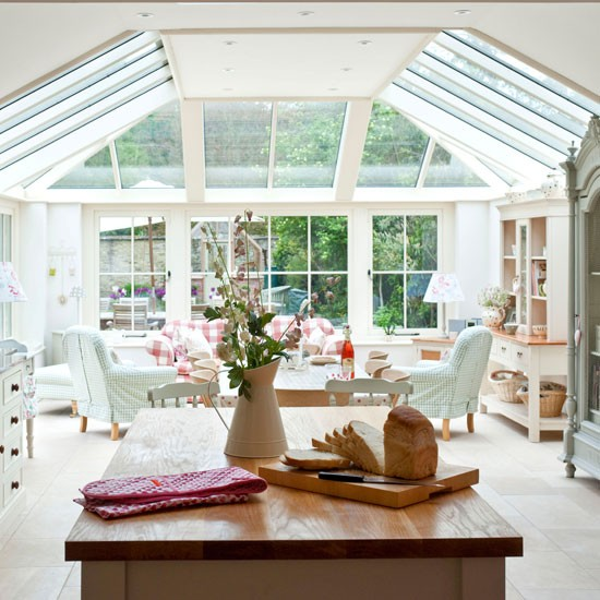 Open up the space | conservatory | country | Country Homes & Interiors