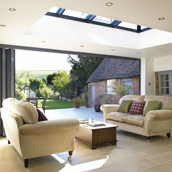 Maximise the light | Country conservatories | housetohome.