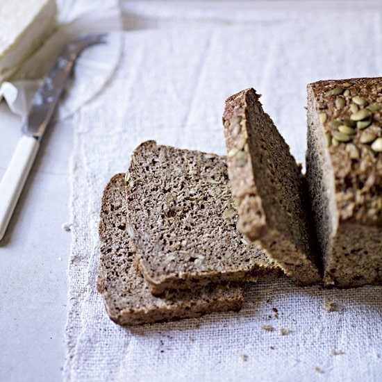 Packed with seeds, this bread is both tasty and good for you