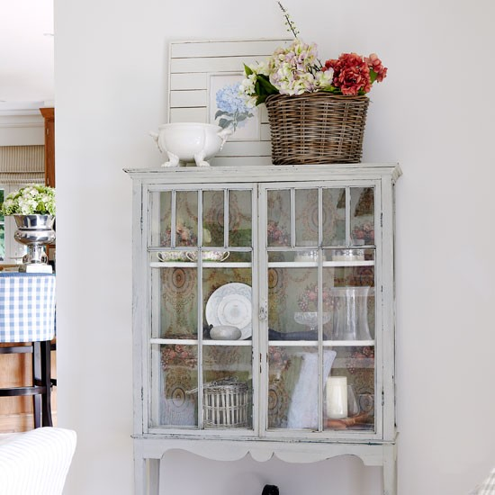 dining room cabinet house tour country country homes interiors