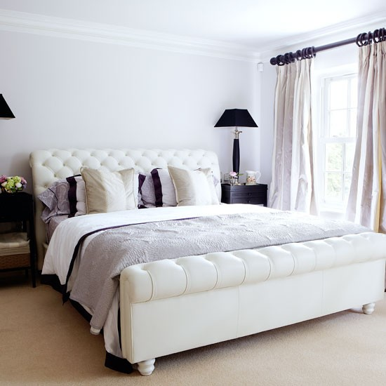 Traditional lilac bedroom modern bedroom ideas for Bedroom ideas lilac