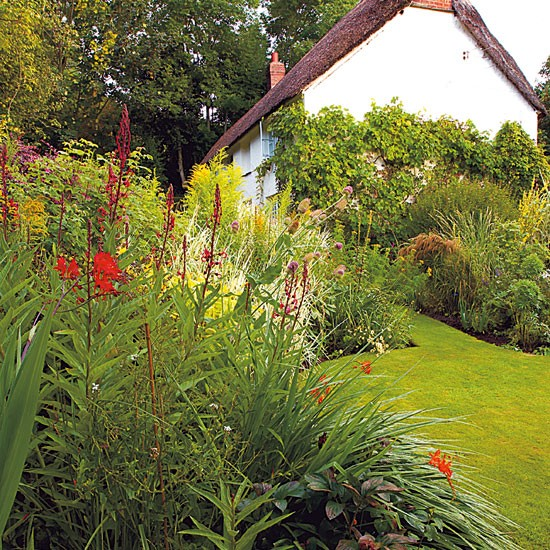 Create mixed borders | garden | country | Country Homes & Interiors