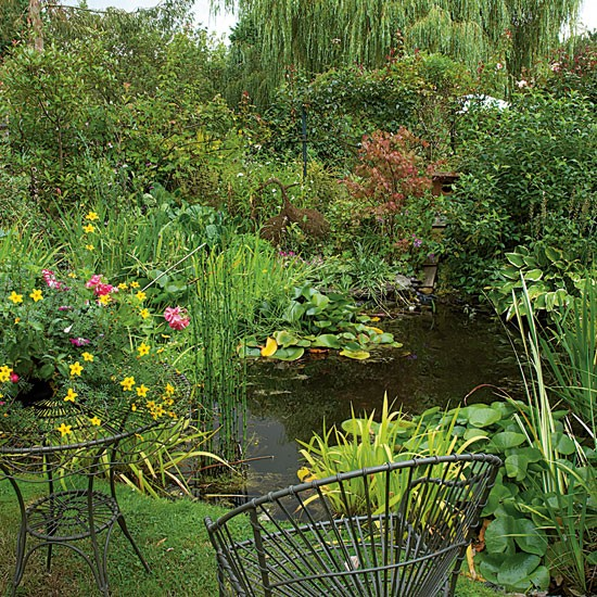 Put In A Pond Country Gardens 10 Of The Best
