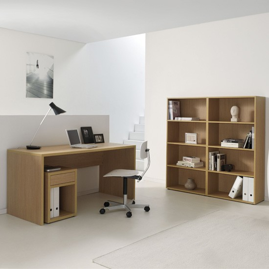 Flat pack furniture from Unilin no tools required Easy