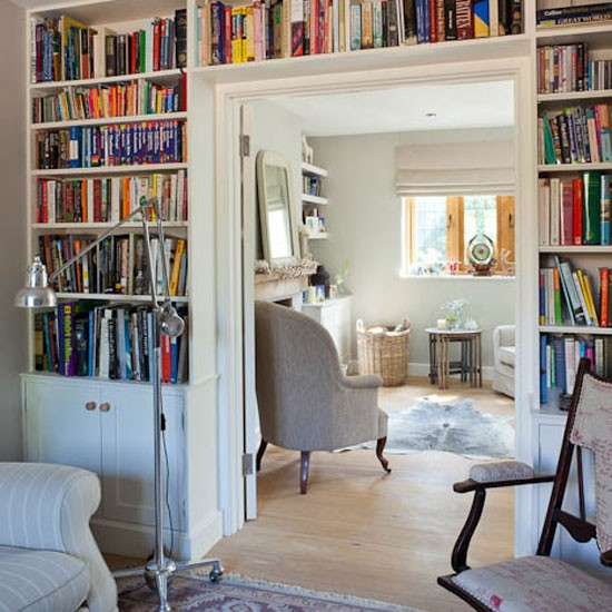 Unique Built In Bookshelves Bespoke Bookcases London  Furniture Artist
