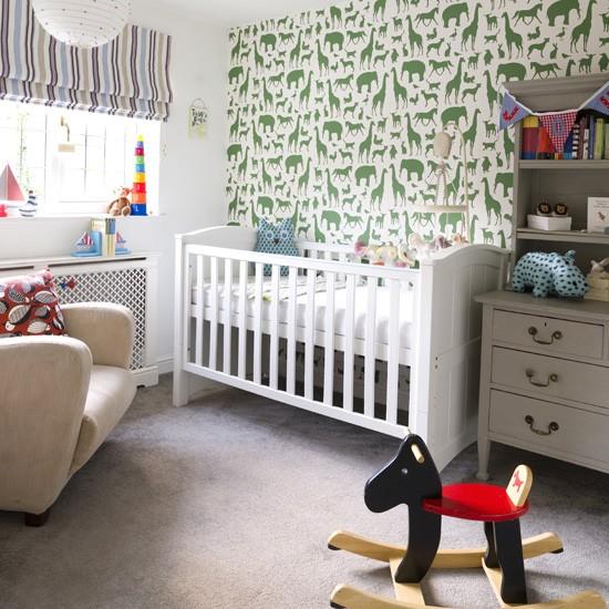 Children's nursery | Nursery ideas | housetohome.