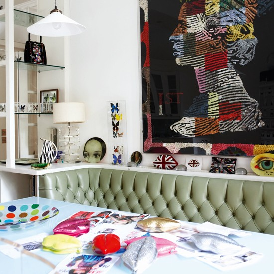 Statement art | Classic British decorating ideas to celebrate the Queen's Jubilee