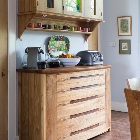 dresser cabinet take a tour around a unique kitchen featuring etched