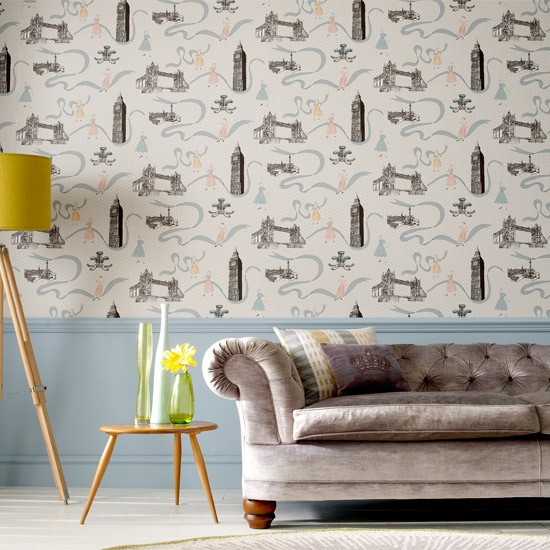 Jubilee Wallpaper | Queens Diamond Jubilee - 10 best buys | PHOTO GALLERY | Housetohome.co.uk