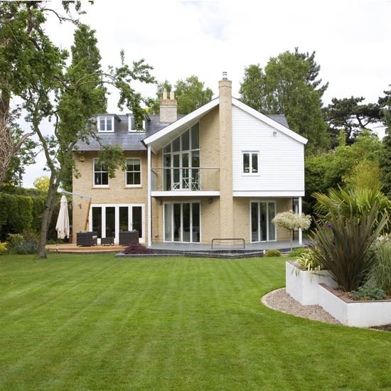 Exterior | modern | House tour | new build | Cambridgeshire | PHOTO GALLERY | 25 Beautiful Homes | Housetohome