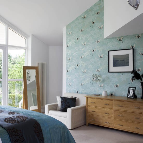 Master bedroom detail | modern | House tour | new build | Cambridgeshire | PHOTO GALLERY | 25 Beautiful Homes | Housetohome