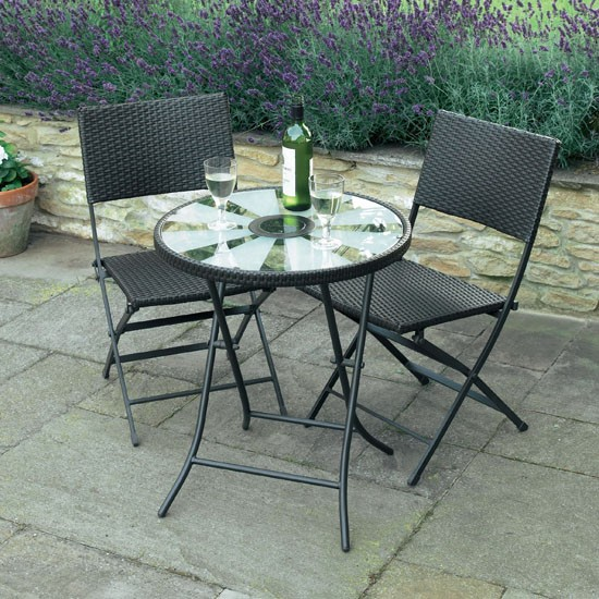 bistro set from tesco direct garden furniture outdoor furniture