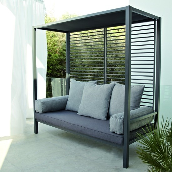 Blooma Wake Day Bed from B&Q | Garden furniture | housetohome.
