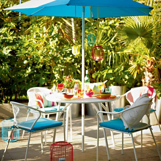 Toronto set from John Lewis | Garden furniture | Outdoor furniture | Garden | PHOTO GALLERY | 25 Beautiful Homes | Housetohome