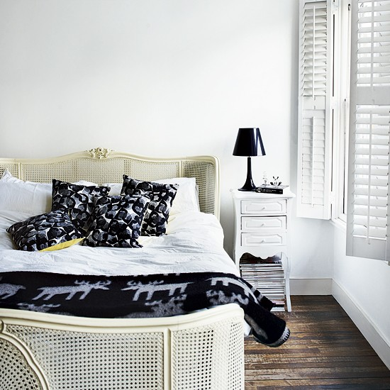 Bedroom | Take a tour around a light entertainment home | House tour | Livingetc | PHOTO GALLERY