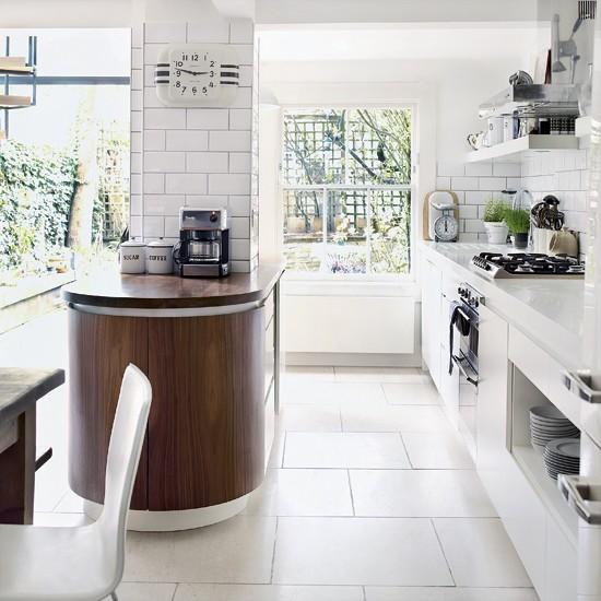 Kitchen | Take a tour around a light entertainment home | House tour | Livingetc | PHOTO GALLERY