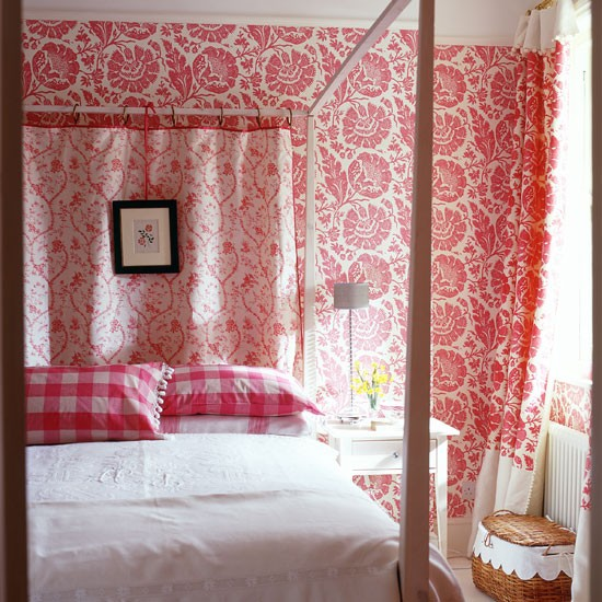 colour bedroom wallpaper 10 decorating ideas