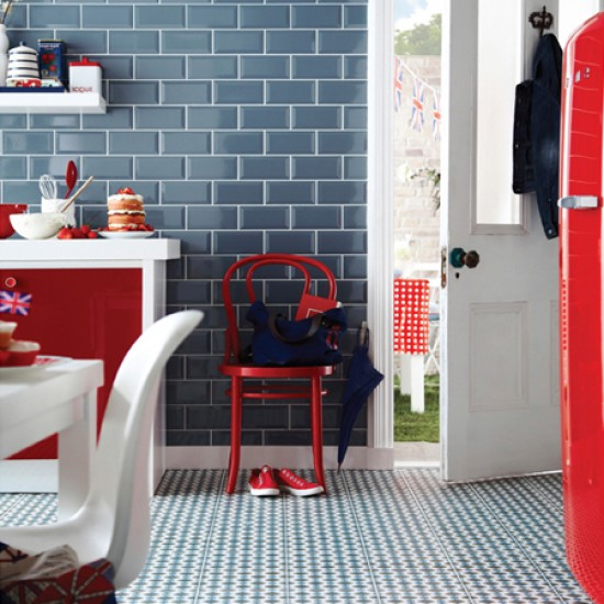 Celebrate British style with these stylish tiles