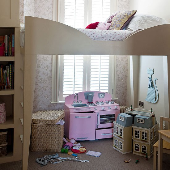 Childrens Room Step Inside A Spacious London Town House