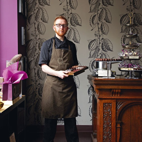 Lifestyle: How I became a chocolatier | Homes & Gardens | Housetohome | PHOTOGALLERY