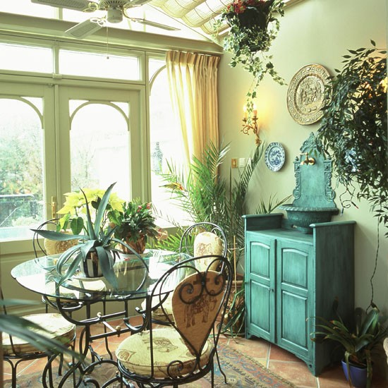 Rustic Garden Room Garden Rooms