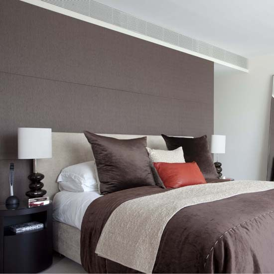 Headboard Feature Wall Feature Walls 10 Ideas