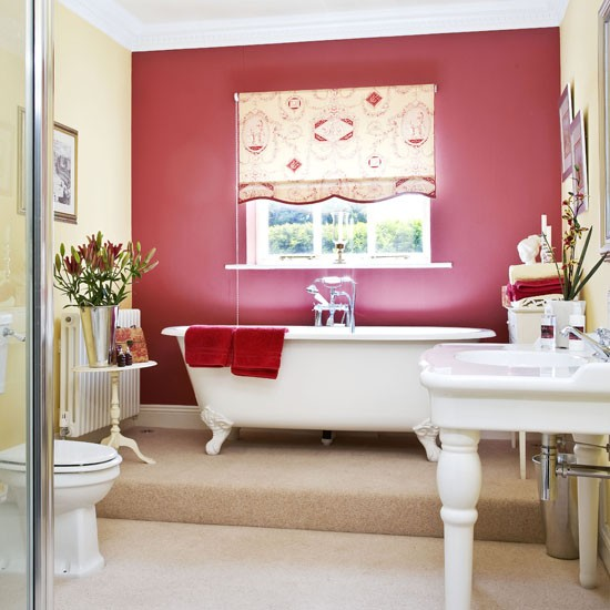 Hot Pink Feature Wall Feature Walls 10 Ideas