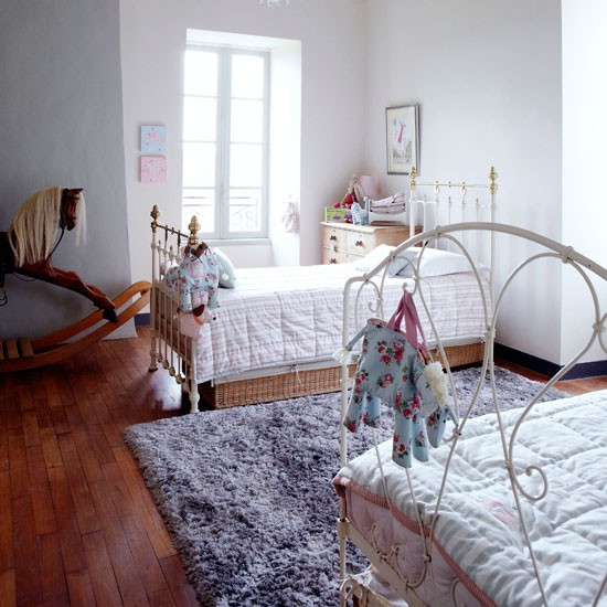 Made for sharing | children's bedroom | country | Country Homes & Interiors