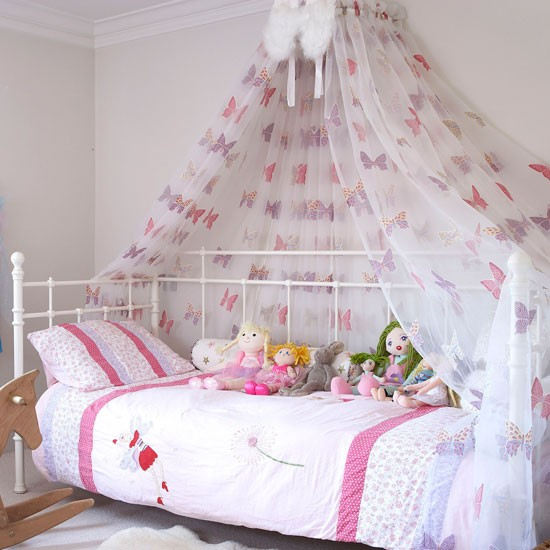 Create a fairytale room | children's bedroom | country | Country Homes & Interiors