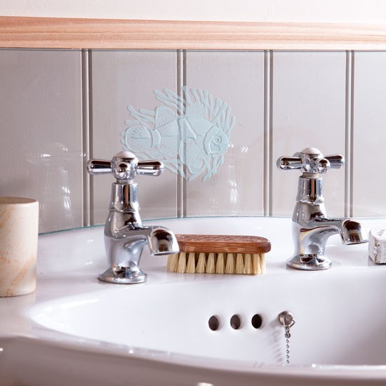 10 Beautiful Bathroom Makeovers  Country Living Magazine