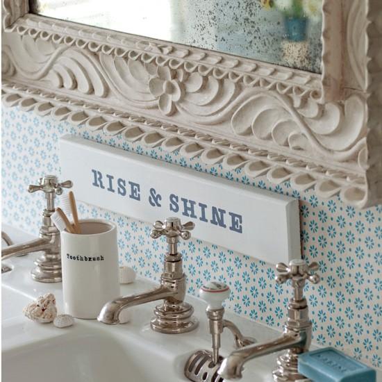 Country bathroom accessories | Bathroom tiles | Bathroom design ideas | Housetohome