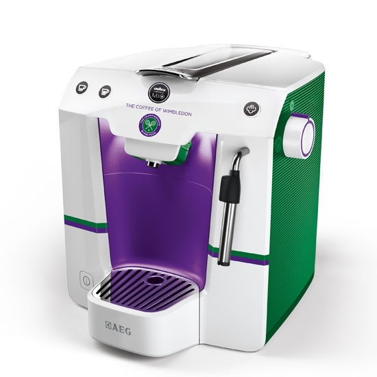 a modo mio favola wimbledon coffee machine by aeg from. Black Bedroom Furniture Sets. Home Design Ideas
