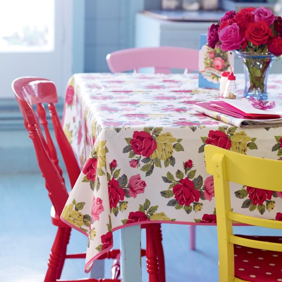 Give your kitchen personality kitchen design tips from for Cath kidston kitchen ideas