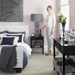Get a boutique bedroom for less with HomeSense