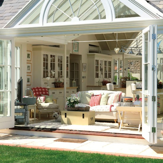 Ideas, Garden Room, Dream, Living Room, Outdoor Kitchens